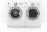 Amana front load washer dryer