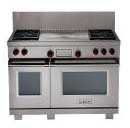 Sears dual fuel range